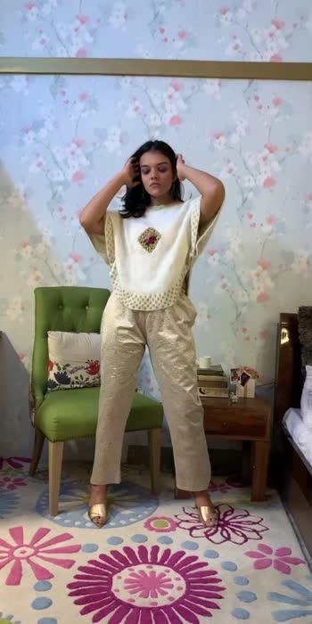 An elegant party outfit for winters..   #winterfashion #fashionvideo #fashionlook #style #fashionblogger #fashionista #fashioninfluencer #styleblogger #styleindia #styleinspo #styleinspiration