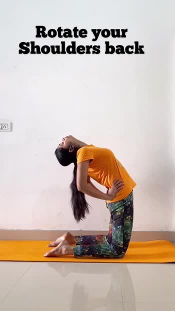 #roposo #yogagirl #yogalife #yogalifestyle #yogainspiration