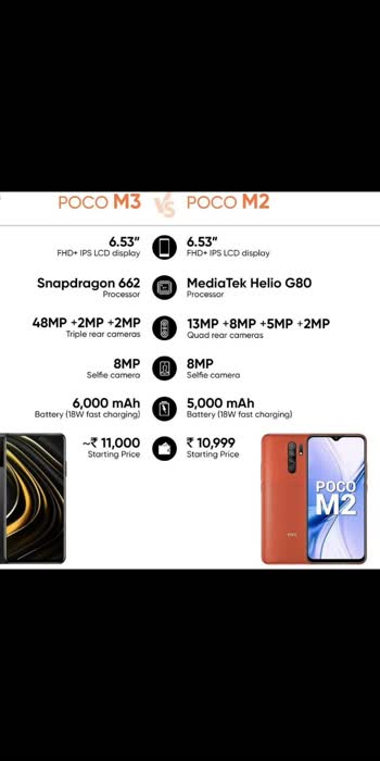 Poco M3 v/s poco M2   - - - #roposostar  #roposoindia #roposoofficial #roposovideo #roposoapp #roposoc#roposodaily #roposo #innovation #technology #science #tech  #technews #pocoM3 #pocoM2 #pocom3&m2 #pocom3v/sm3 #pocom3andm2difference #pocoM3andm2compare