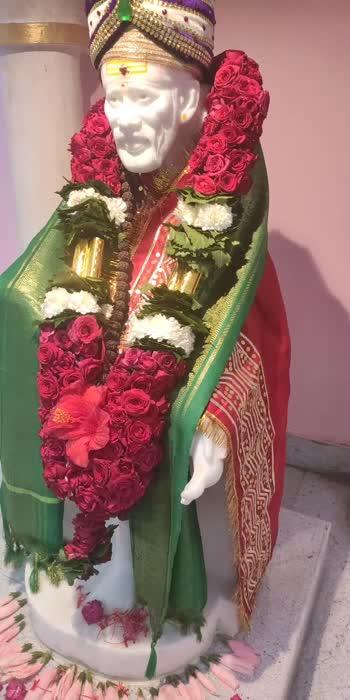 Shirdi Baba at Sssihms Whitefield Bangalore