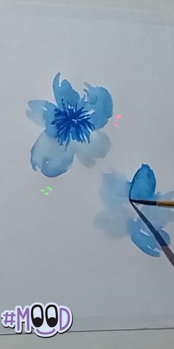 floral watercolor painting #floral #painting #art_collective #artoftheday