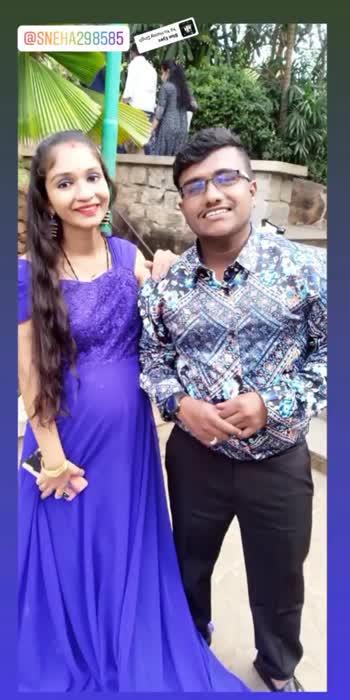 blue blue ❤️ #arunvalu #ambakka #roposostar