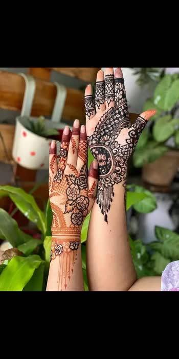 mehandi design#