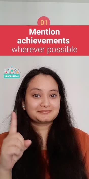 Jab resume hoga shaandar, tabhi to aage baat badhegi yaar! #resumetips #career #apnaapp #reelsindia