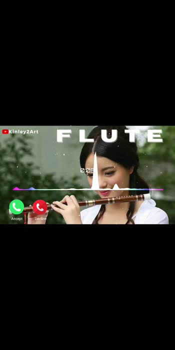 Flute #ringtone_status #ringstaronroposo #flute