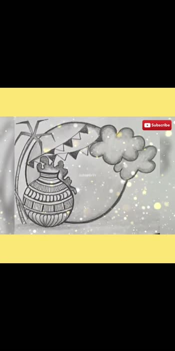 sankranthi drawings