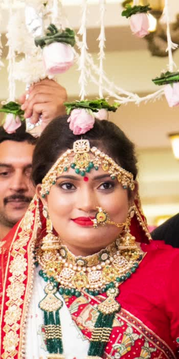 #bride #indianbride #prettymess #khyatinisar