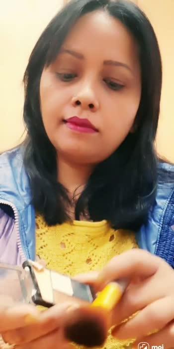 #mojwithshehnaaz #mymakeup #mymakeupbag #makeuplook