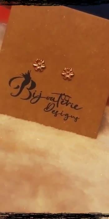 ● www.bijouteriedesigns.in  #jewellerylove #love #roposoindia #trend #businessheals