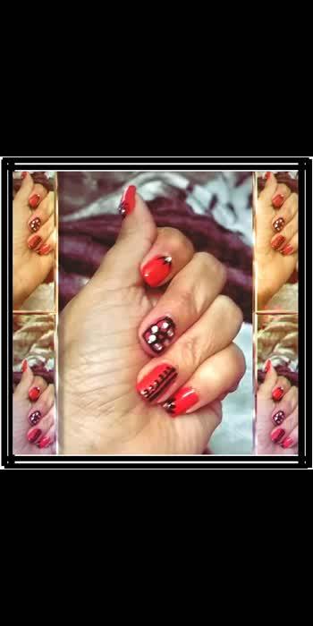#mmonicka #nailart #nailpolish #nailsofinstagram #nailswag #makeupartist #makeuplover #makeuptutorial #makeupblogger #muaindia #muadelhi #muasupport