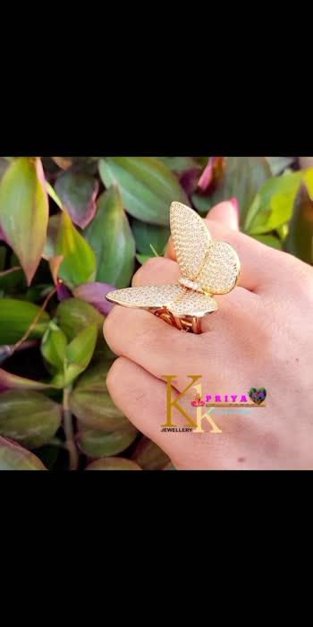 #roposofashionquotient #jewellerydesigns #roposowow #roposocaptured #roposorangoli #fashionjewellerydesigns #ringsforgirls 💍