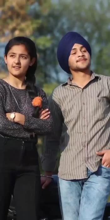 #trendeing #foryoupage #followme #punjabisong #punjabistatus #hardeep_grewal jini bholi shklo ohni hi tu channt nii