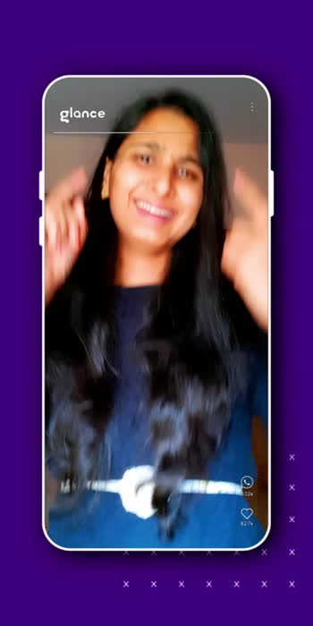#glancexroposo #glancexroposo #ranjinishyam