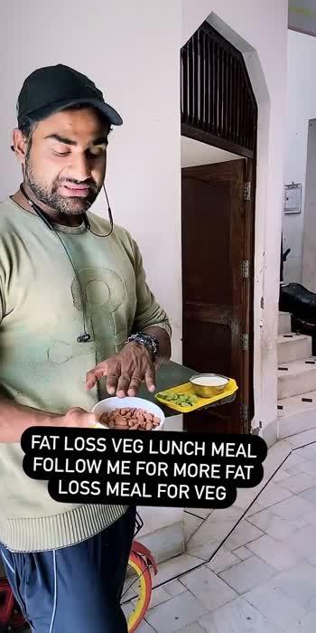 Lunch meal fat loss #fatloss