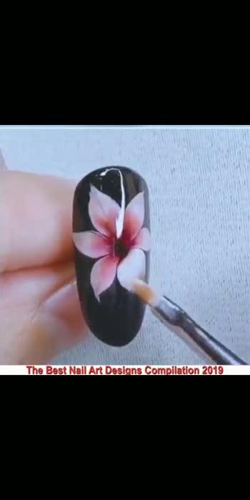 #Nail art #nail #roposo