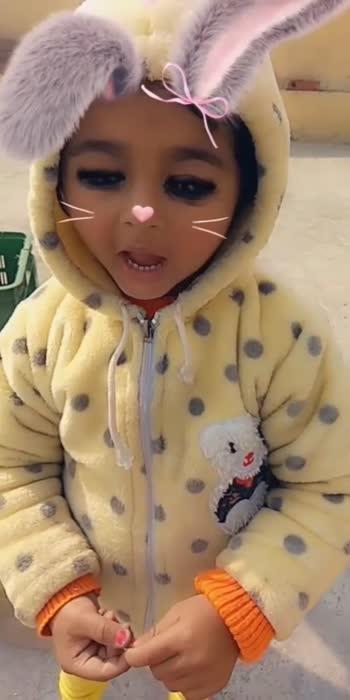 #cutebaby   #roposostars  #snapchatmenow  #snapchat  #babytalkin #babyvoice