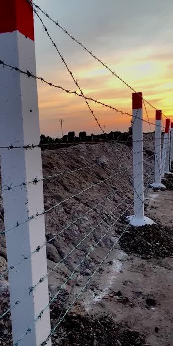 #refreshing #sunset #quafirana #border