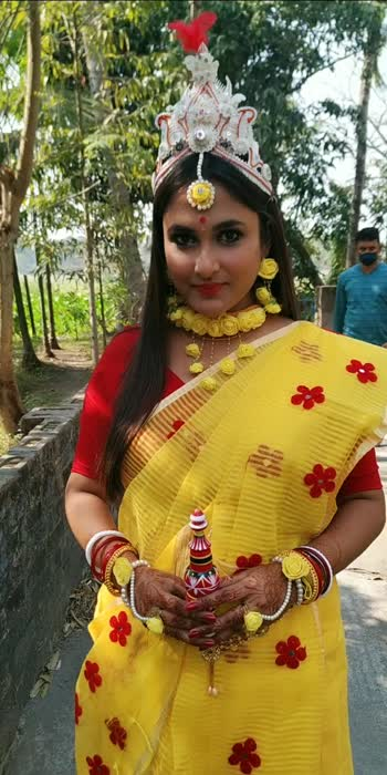 today's bride , wedding shoot #rabinsphotography #wedding #weddingwear #bengali #bride #roposo