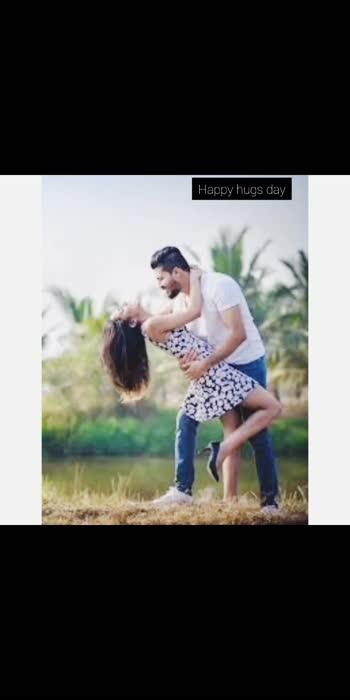 #Happy hugs day