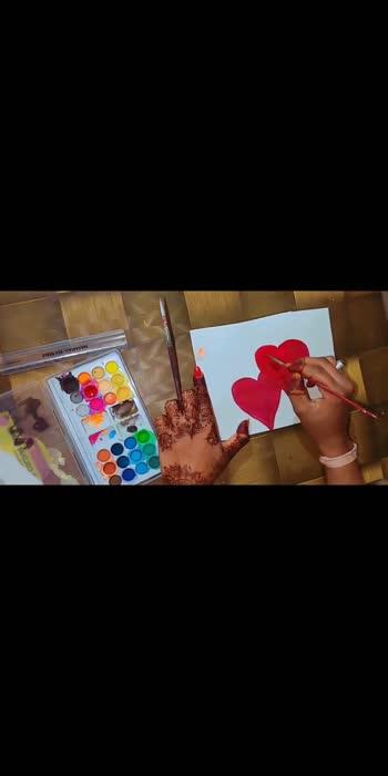 #roposo#roposostar #roposoarts#artist #artoftheday #valentinesday #roposoforyou