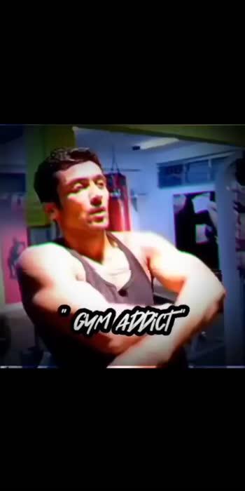 gym addicted / gym workout  #gym #gymlovers