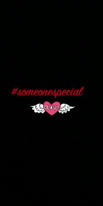 #someonespecial