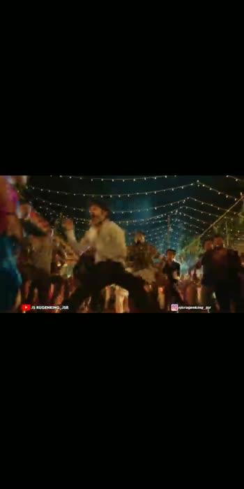 Dhanush dance  #dhanush