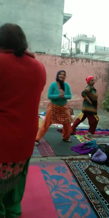 yoga with bhajan#yoga #