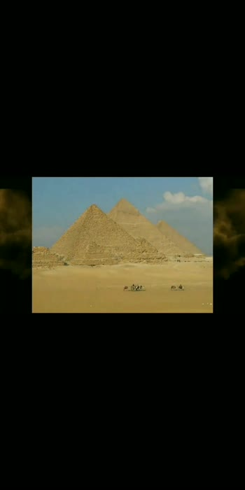 mystery about pyramids #facts #mystery #trending