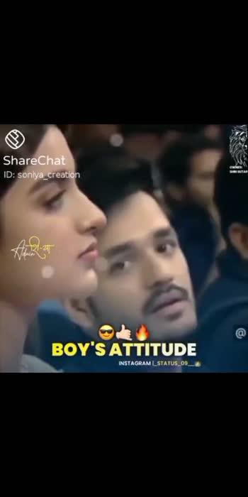 #boys-attitude #boys