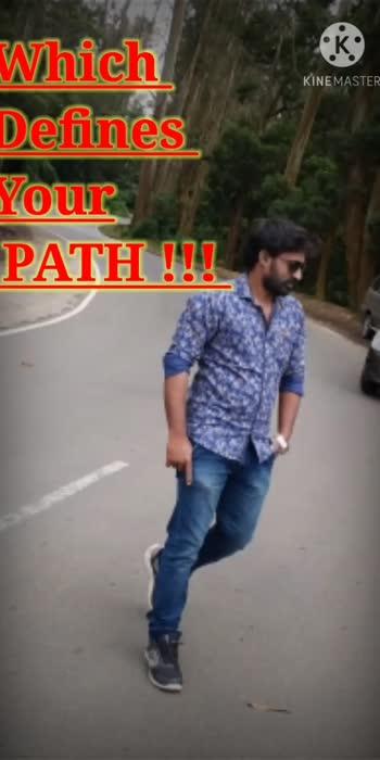 #My life#My Rules#My Path#My Attitude