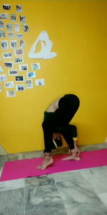 #yoga #roposostar  #roposoyoga