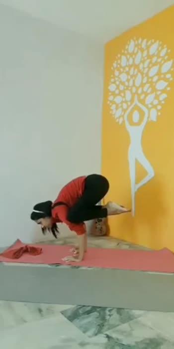 #yoga  #roposoyoga  #roposo