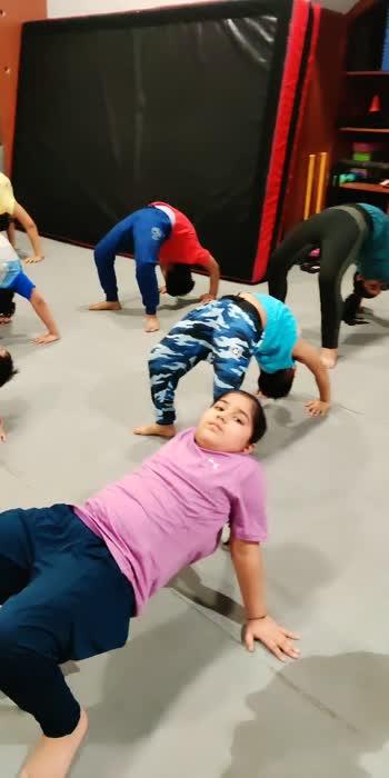 #gymnastic #parkour