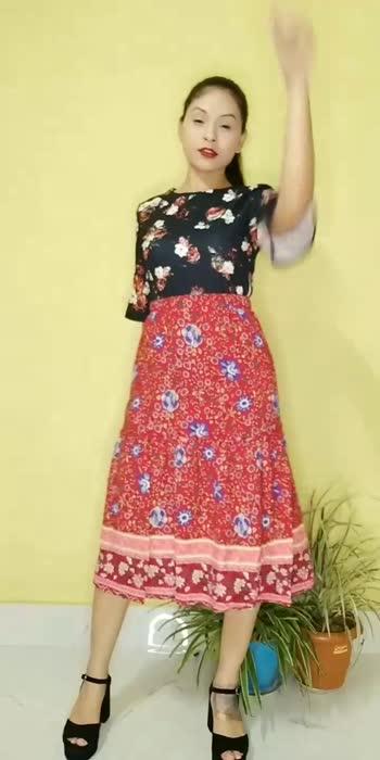 transform your short dress into a top😘  #aajkalkafashion #fashion #fashionhacks