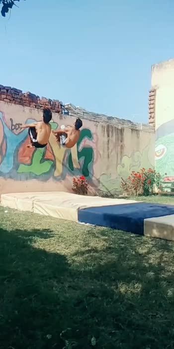 fantastic flip🤟🤟👌#acrobatics #acroyoga #acroboys#sports