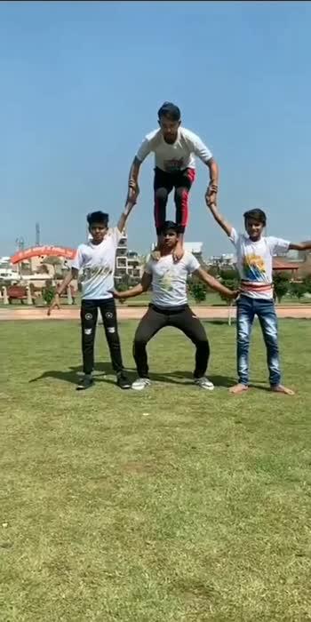 it's amazing👍😍🤩#acro #acrobatics #acroyoga #acroboys#sports