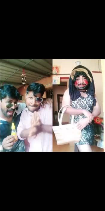 ஜில் ஜில் ரோஜாமணி அவர்களுடன் நானும் என் நண்பனும் ......🤪 #kkgsmith #idinthakarai #kavundamanicomedy