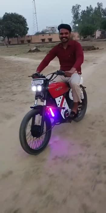 #bike #bikelovers #bike-stunt  Modified Boxer bike