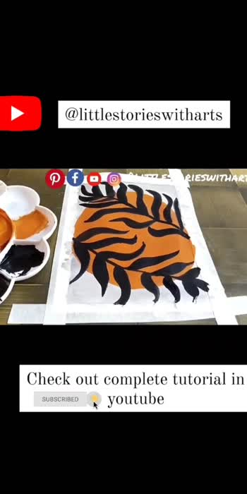 https://youtu.be/IqjCkQvpLhA watch complete tutorial in youtube vector illustration of floral leaves painting 🎨❤️#vectorartist #very-beautiful #vectorart #vectorillustration #artoftheday #paintings #artofthedaygood #roposo #roposoarts#likesforlikes #likesforlikesback #followforfollow #foryou #roposo