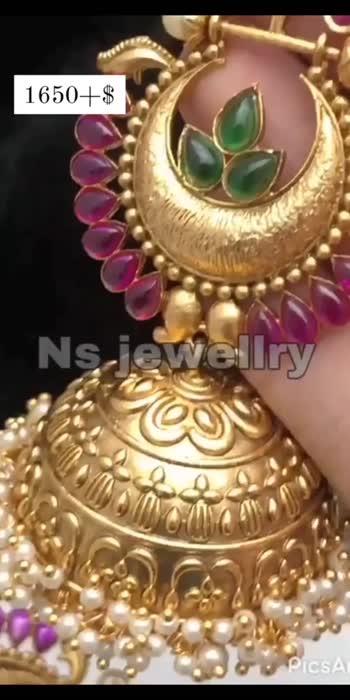 1650+$  #roposo #roposotrending #roposostar #trending #trendingvideo #trendeing #jewellerytrends #jewelleryaddict #jewellerylover