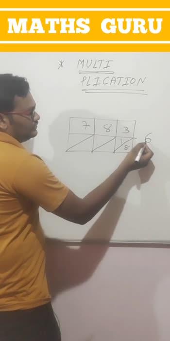 maths trick #vaidik #maths