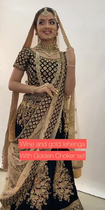 INDIAN BRIDAL LOOK ❤️ #indianbridaljewellery #bridallook #bridallengha #bridallehengacholi #indianfashion #indianfashioninfluencer #indianfashionblogger #fashionquotient #fashionblogger #indian #womenfashions #bridaljewellery #womenfashion #roposobride #roposostar #roposolove #UjjwalDua