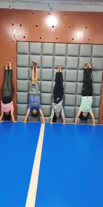 #wow #handstand #handstandchallenge #backflipchallenge #roposostar