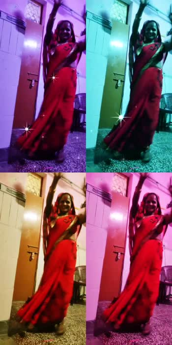 #Vaidik ki nani ka dans
