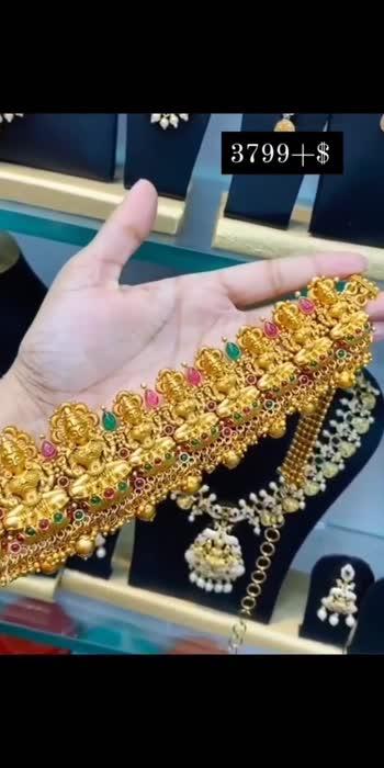 3799+$  #roposo  #roposotrending #roposotrendingnow #jewellery #jewelleryaddict #fashionista #fashionjewellery