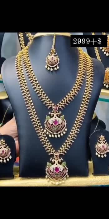 2999+$  #roposo #roposotrending #roposotrendingnow #jewellery #jewellerytrends #jewellerylove #jewelleryaddict #fahionstyle #trending