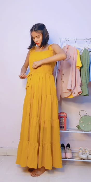styling maxi dress #maxidress