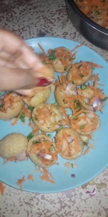 #tikki #puri #snacktime