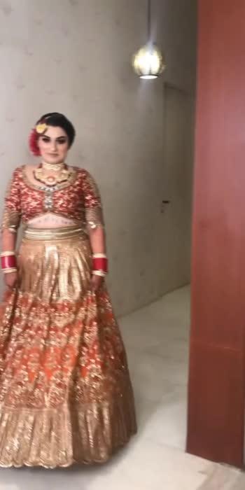 #bridallehengacholi